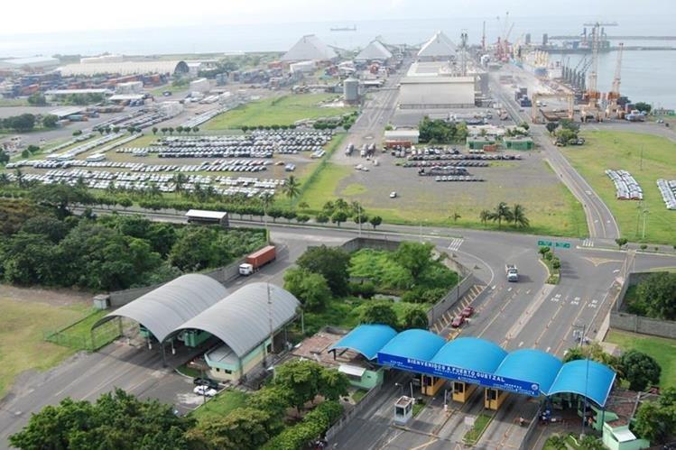 Las utilidades obtenidas por la operación de la Empresa Portuaria Quetzal fueron de Q230 millones. (Prensa Libre: Hemeroteca PL)