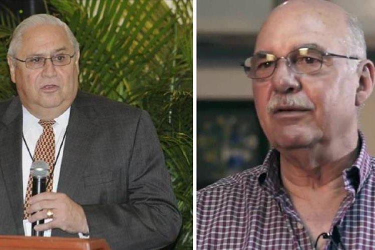 Los expresidentes salvadoreños Armando Calderon Sol (i) y Alfredo Cristiani (d) podrían ser investigados. (Foto: Internet).