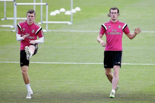Kross confía en la capacidad del equipo y se siente tranquilo de cara al duelo frente a la Juventus. (Foto Prensa Libre: EFE).