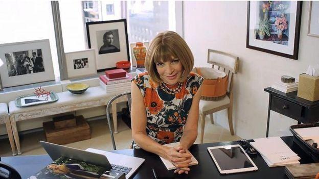 Algunos de los profesionales y empresarios más destacados del mundo tienen escritorios muy personales. (Foto Prensa Libre Vogue)
