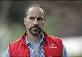 Dara Khosrowshahi, elegido por Uber para ser su CEO, en una imagen de 2012. (Foto Prensa Libre: AP)