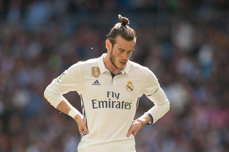 Gareth Bale es pretendido por el Mánchester United, que busca ficharle antes del 1 de septiembre. (Foto Prensa Libre).