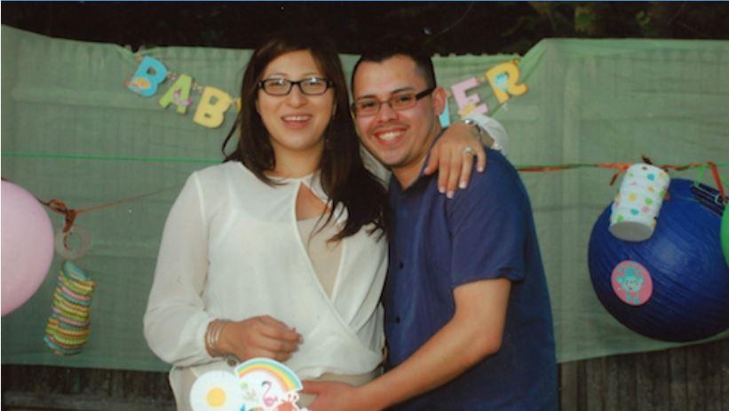 Lilian Calderón está casada en con un ciudadano estadounidense, de origen mexicano, con quien procreó dos hijos en EE.UU. (Foto Prensa Libre: Facebook)