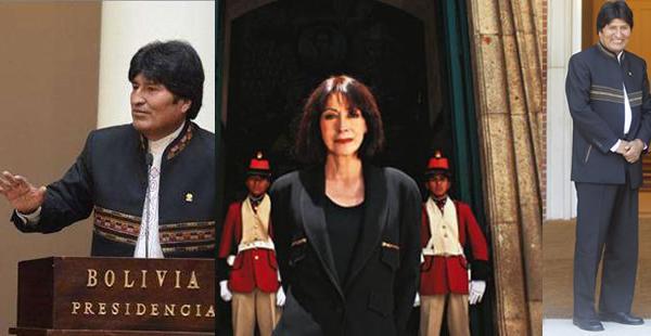 Beatriz Canedo Patiño, modista que cambio de imagen a Evo Morales.