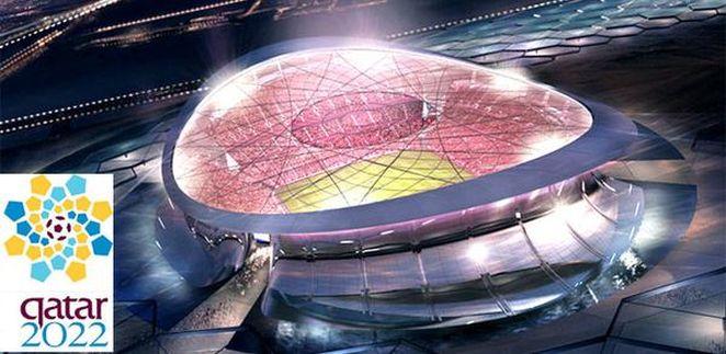 Así lucirá el estadio que albergará la inauguración y final del mundial de futbol. (Foto Prensa Libre: Americatv.com)