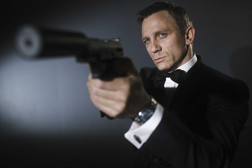 Daniel Craig es el último actor que ha interpretado a James Bond. (Foto Prensa Libre: Hemeroteca PL)