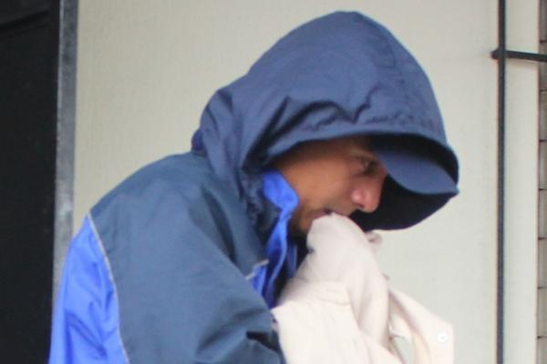 <p>Rayner Rolando Pinto Lima fue capturado en Suchitepéquez, por su implicación en una red de trata de personas. (Foto Prensa Libre: Danilo López)<br></p>