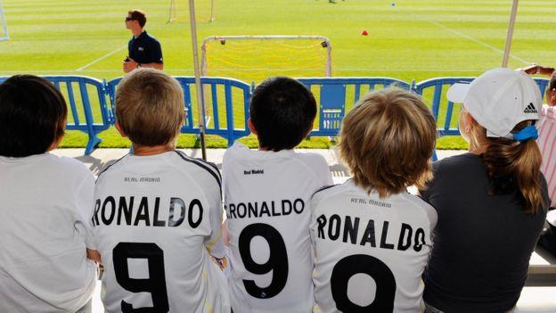 La capacidad de trabajo de Cristiano Ronaldo es una cualidad dignas de imitación.
