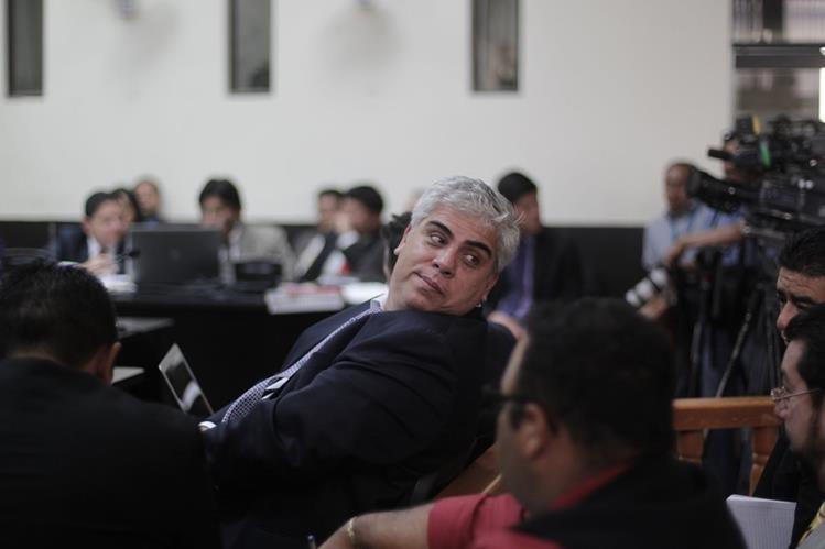 Sala ordena que se reabra el proceso en contra del abogado Frank Trujillo Aldana. (Foto Prensa Libre: Hemeroteca PL)