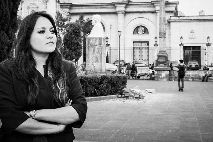 Gabriela Barrios es recordada como una joven polifacética. (Foto Prensa Libre: Facebook)