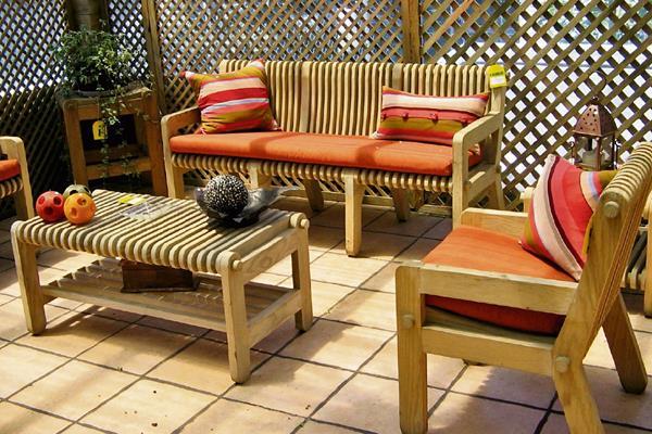 Exportaci n de madera crece 27 for Muebles de importacion