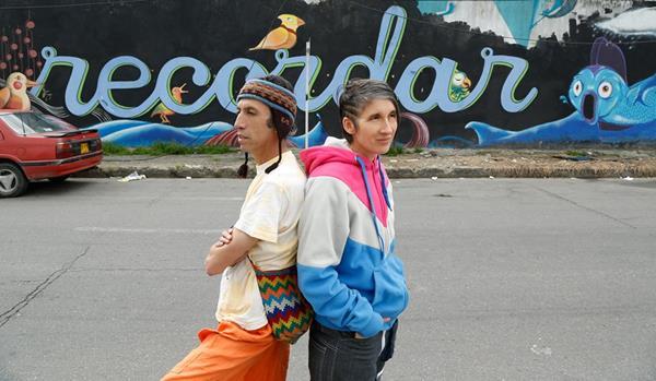 La banda Aterciopelados se prepara para grabar material audiovisual. (Foto Prensa Libre: Tomada www.aterciopelados.com)