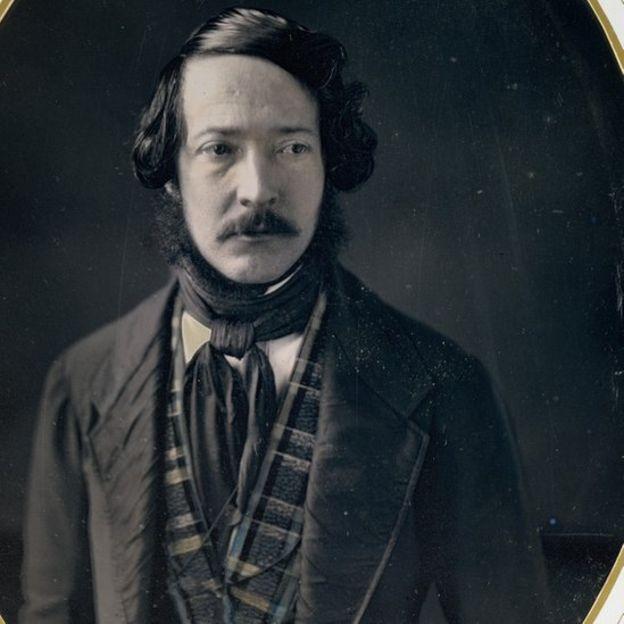 Los hermanos Frederick (en la foto) y William Langenheim fueron pioneros de la fotografía en Filadelfia. THE METROPOLITAN MUSEUM OF ART