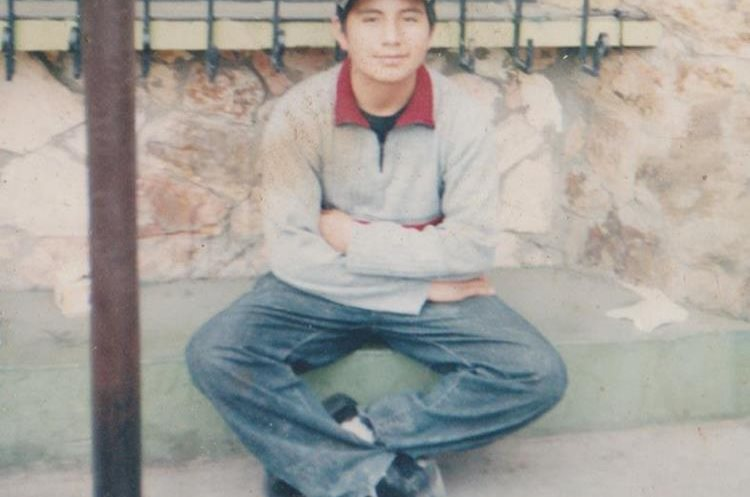 Abacal decidió migrar a EE. UU. cuando tenía 18 años.