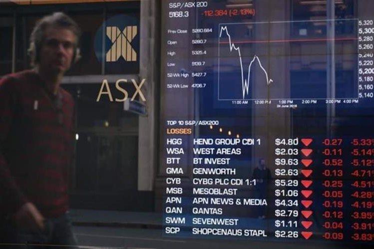 La moneda británica experimentó su mayor caída en un sólo día como resultado del Brexit. GETTY IMAGES