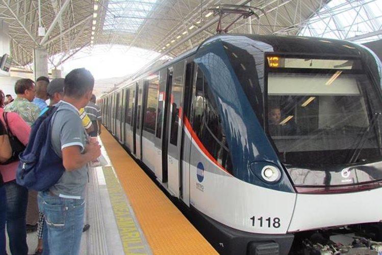 El metro de Panamá fue suspendido este domindo 7 de agosto por fallas eléctrica. (Foto PL: critica.com.pa)