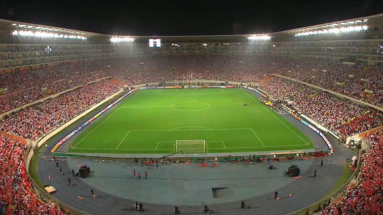 El estadio Nacional de Lima albergará el duelo entre Perú y Venezuela. (Foto Prensa Libre: Hemeroteca PL).