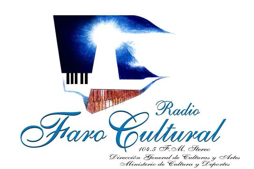 Logotipo de Radio Faro Cultural.  (Foto Prensa Libre: Hemeroteca PL).