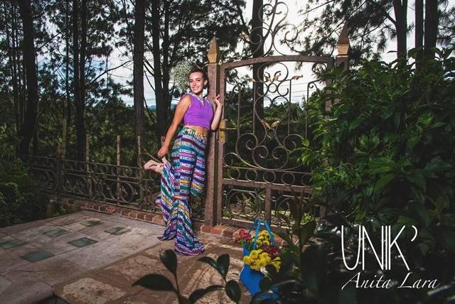 Modelos desfilarán con la última colección de la diseñadora Anita Lara. (Foto Prensa Libre: Cortesía Anita Lara)