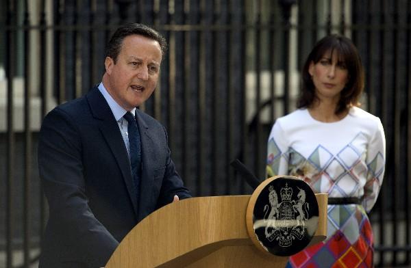 David Cameron anunciA que renunciará en octubre. (Foto Prensa Libre:EFE).