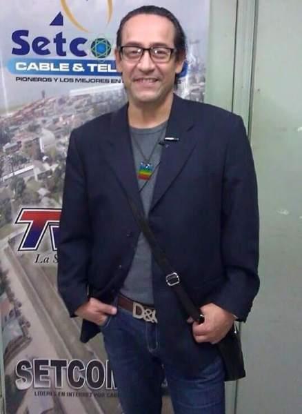El periodista asesinado también era activista social. (Foto Prensa Libre: laprensa.hn).