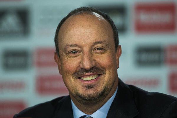 La continuidad del español Rafael Benítez, como técnico del Real Madrid, es una incertidumbre (Foto Prensa Libre: Hemeroteca PL)