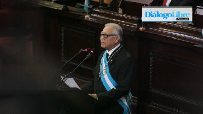 El presidente Alejandro Maldonado nombró a nuevos funcionarios en el Gabinete de Gobierno.( Foto Prensa Libre: Hemeroteca PL)