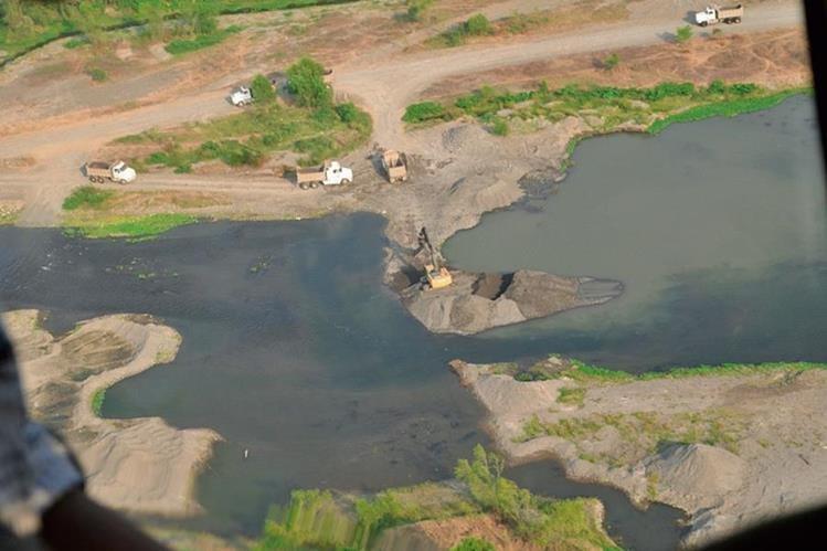 Los ríos de la Costa Sur son los que muestran más evidencias de la reducción de sus caudales, por la escasez de lluvias y los desvíos.