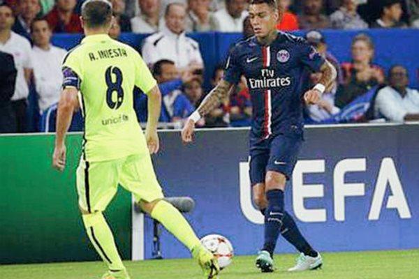 Un buen espectáculo futbolístico promete el encuentro de mañana entre el PSG y Barcelona. (Foto Prensa Libre: PSG)