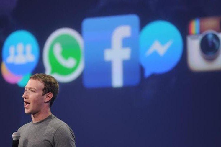 Facebook, dirigida por Mark Zuckerberg, continúa en combatir la propaganda rusa en esa red social (Foto Prensa Libre: AFP).