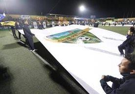 Petapa y Municipal inauguraron el torneo.