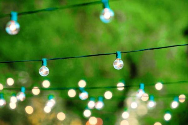 Escoja el tipo de luces para exterior y decorar la entrada - Luces de exterior ...