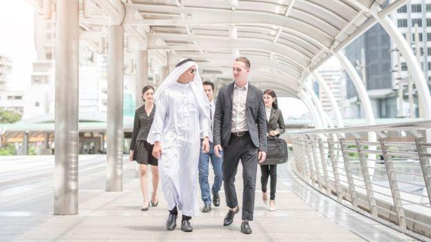 El gobierno de Dubái quiere atraer empresas estatales que colaboren con sus proyectos tecnológicos. GETTY IMAGES