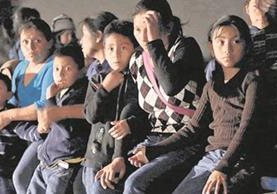 En julio último hubo un repunte en los arrestos de familias en fronteras de EE. UU.(Foto: Hemeroteca PL)
