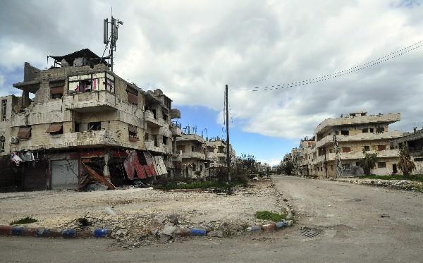 <em>&nbsp;Yihadistas de Al Qaeda en Siria tomaron la ciudad de Idleb.</em>