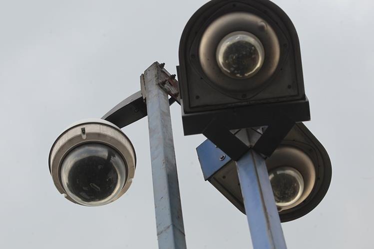 Las cámaras de vigilancia permitieron a la PNC identificar y capturar a una persona, sospechosa de matar a otra en Mixco. (foto Prensa Libre: Hemeroteca PL)