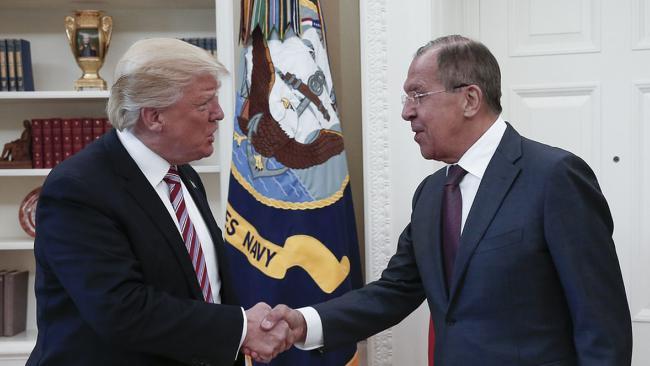Israel proporcionó la información que Trump compartió con Lavrov según NYT