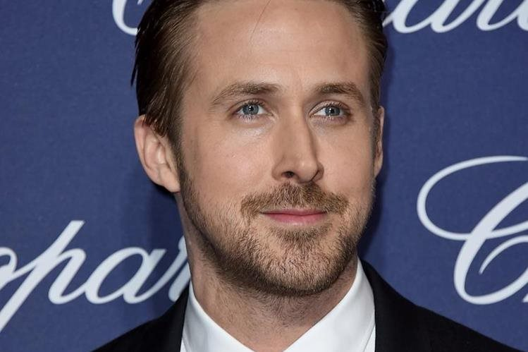 Ryan Gosling es de origen canadiense y tiene 36 años. (Foto Prensa Libre: AP)