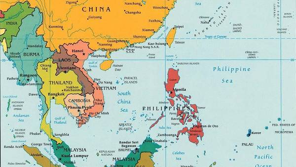 Mar de China, una muestra del poder del país asiático. http://www.hotel-r.net/
