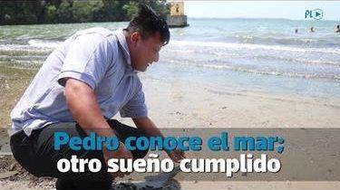 Pedro Manuel Perebal el guarda políglota conoce el mar | Prensa Libre
