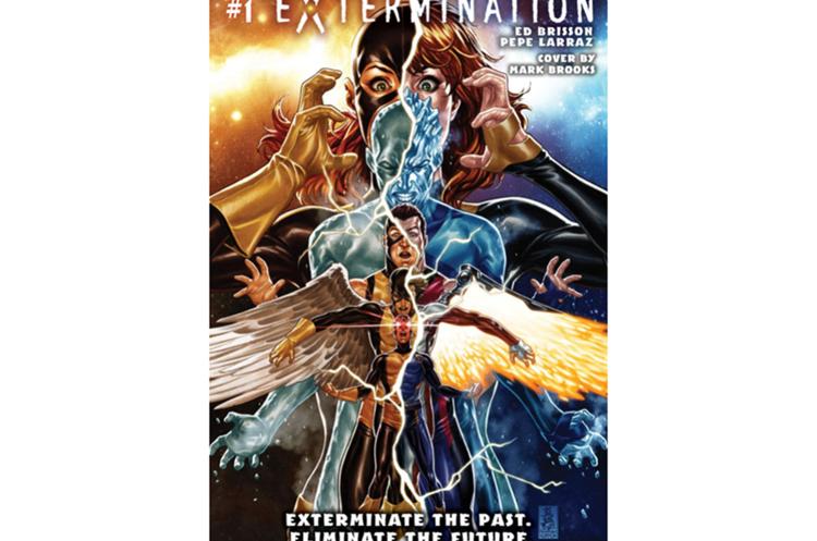 Un primer vistazo a X-Men: Extermination (Foto Prensa Libre: Marvel Comics).