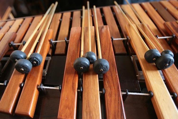 La marimba es ya un símbolo patrio. (Foto: Hemeroteca PL)