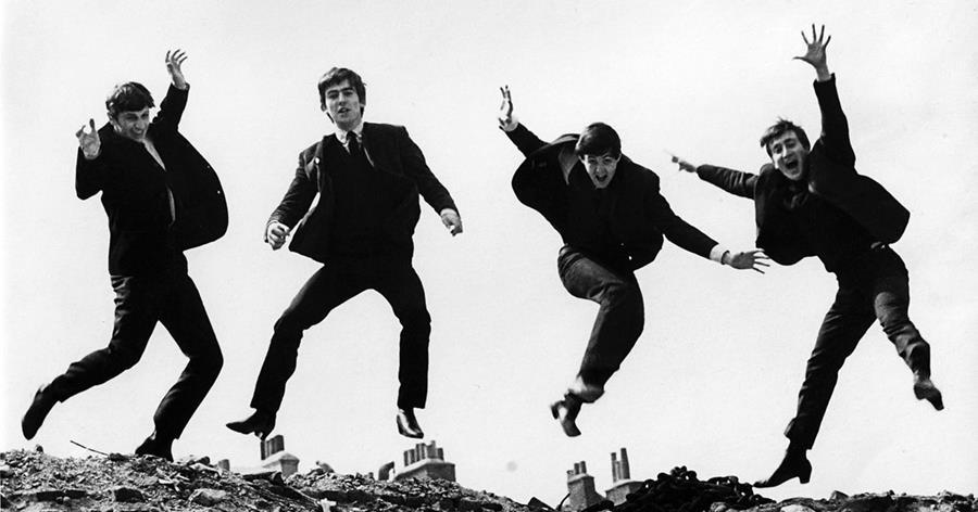 El legendario cuarteto británico de rock The Beatles ha influido en la cultura pop durante décadas. En muchos países celebran su día en distintas fechas durante julio. (Foto: Hemeroteca PL).