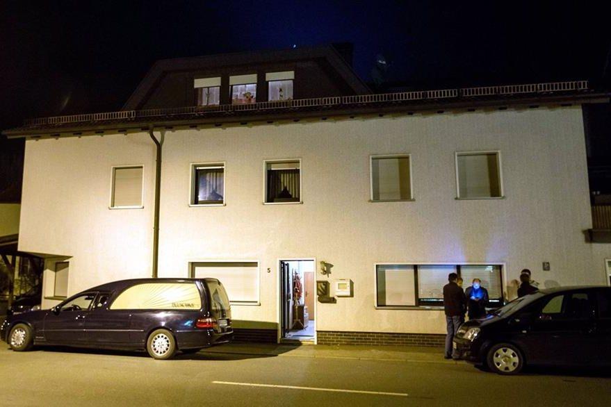 Wallenfels se encuentra ubicado en Baviera, sur de Alemania. (Foto Prensa Libre: AFP).