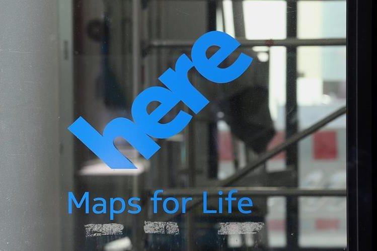Fabricas alemanas de automóviles adquirieron cartografía de Nokia. (Fotografía PL-AFP)