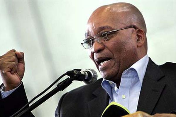 <p>Jacob Zuma, presidente de Sudáfrica. (Foto Prensa Libre: Archivo)<br></p>