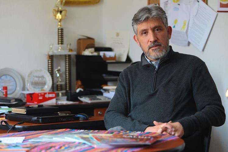 Juan Carlos Verdugo fue el investigador principal del Modelo de Salud Incluyente (MIS) (Foto Álvaro Interiano)