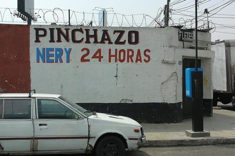 Ubicado en la 6a.avenida 4-70 de la zona 12.(Prensa Libre: José Patzán)