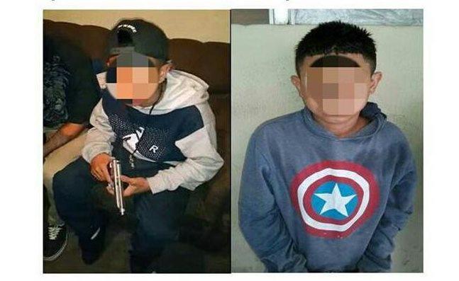 """Pandillero conocido con el alias de """"el Tun Tun"""". Fotos Prensa Libre: PNC"""