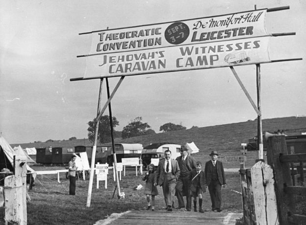 La entidad jurídica de los Testigos de Jehová fue fundada en 1881 por Charles Taze Russell en EE.UU. y de allí se extendió a todo el mundo. GETTY IMAGES